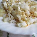 Простая рисовая каша с яйцом – кулинарный рецепт