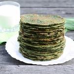 Блинчики Зеленый витаминчик