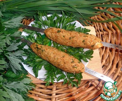 люля-кебаб - рецепты, статьи на