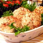 Тефтели куриные с рисом и овощами
