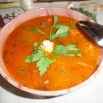 Суп по принципу Харчо