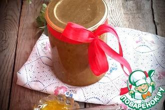 Рецепт: Ревенево-апельсиновый джем