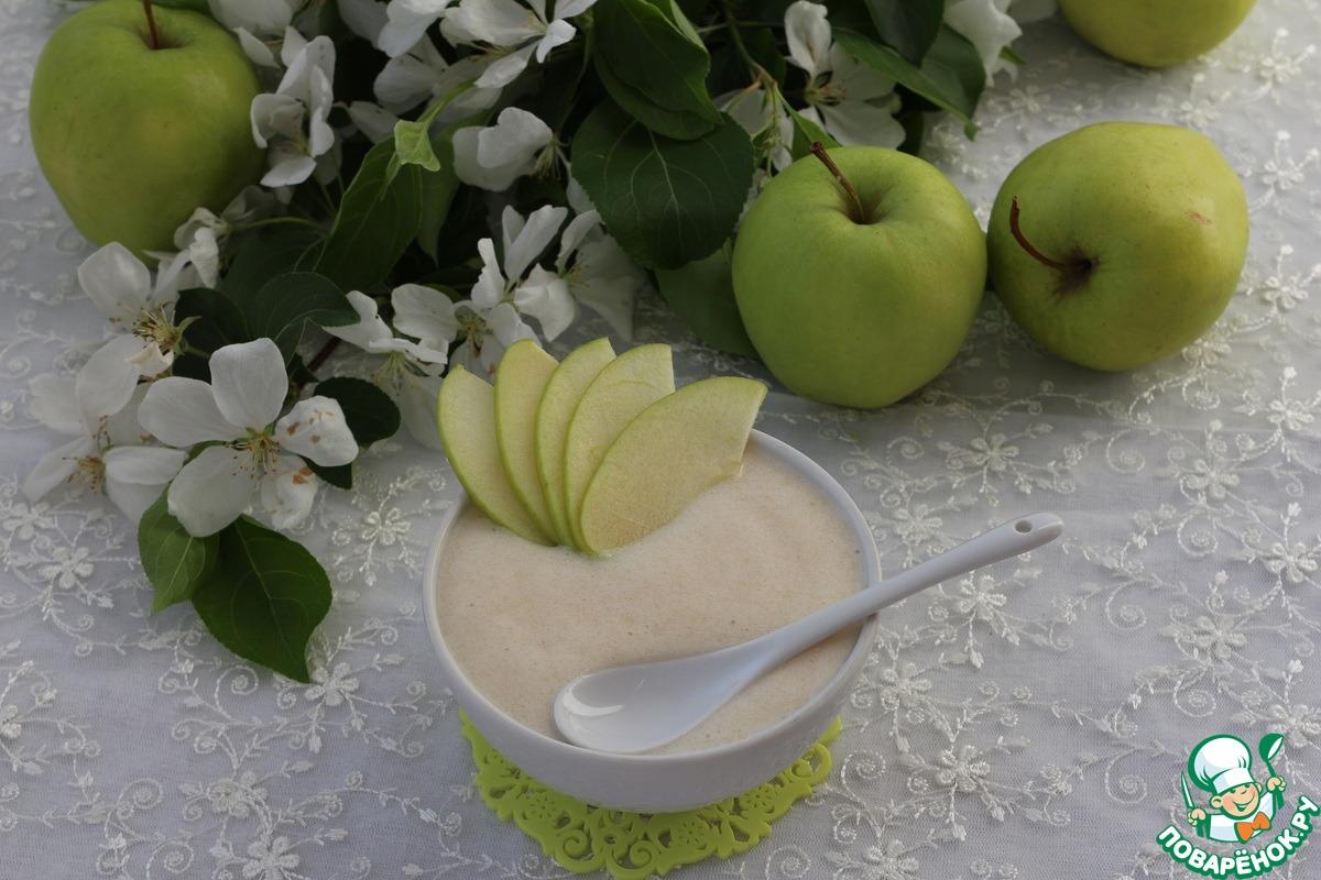 """Мусс """"Яблочная фантазия"""""""
