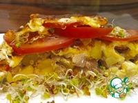 Картофель с мясом Ленивая Саша ингредиенты