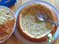 Торт-манник На пороге лета ингредиенты