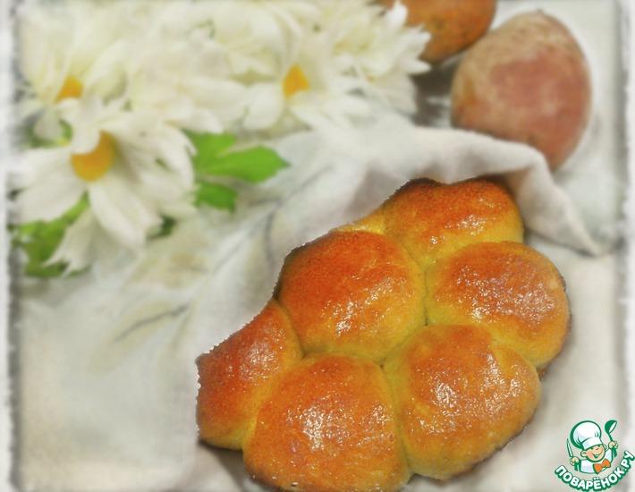 Рецепт: Хлеб из картофельного пюре
