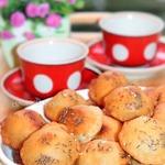 Жареные пирожки Бомбочки на кефире