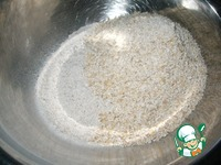 Печенье овсяное с ржаной мукой ингредиенты