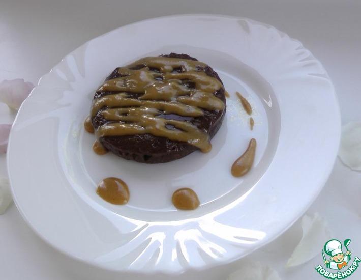 Рецепт: Шоколадные пирожные