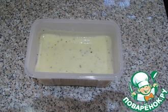 Рецепт: Плавленый сыр в мультиварке