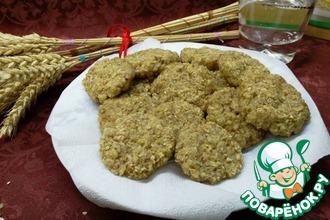 Рецепт: Диетическое печенье