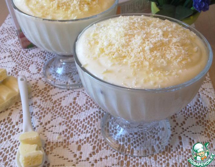 Рецепт: Нежный завтрак из риса и творога