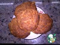Ржаные коржики с сыром ингредиенты