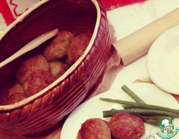 Рецепт: Картофельно-морковные колдуны
