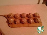 Зеленые тефтели с чесноком ингредиенты