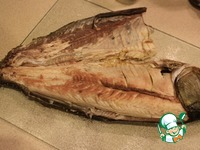 Рыба, запеченная в соли ингредиенты