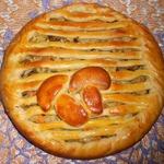 Пирог Грибная поляна