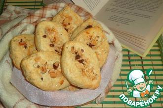 Рецепт: Печенье Наветт с арахисом