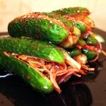 Кимчи из огурцов Ои Собаги