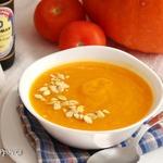 Тыквенный суп-пюре Самый любимый