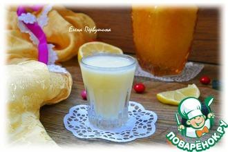 Рецепт: Авиньонский молочный ликер