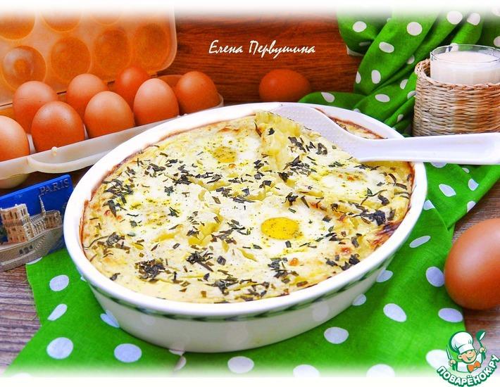Рецепт: Яйца Пармантье