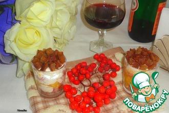 Рецепт: Веррины с чесночными гренками
