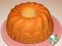 Простой французский бисквит ингредиенты