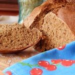 Бездрожжевой овсяной хлеб