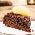 Шоколадный торт по рецепту бабушки Ивонн