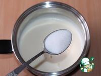 Крем-брюле с карамелью ингредиенты