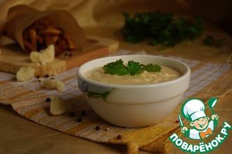 Рецепт: Сырный соус Морне