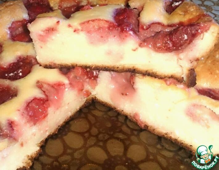 Рецепт: Пирог Твороженник