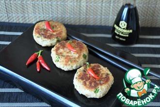Рецепт: Картофельные зразы по-гонконгски