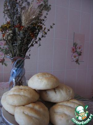 Рецепт Быстрый луковый хлеб
