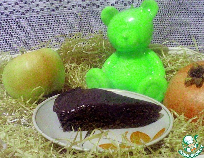 Рецепт: Шоколадный торт Пятничный