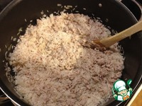 Рис с фаршем по-восточному ингредиенты