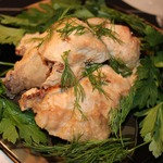 Курица в горчично-соевом соусе Вкуснейшая
