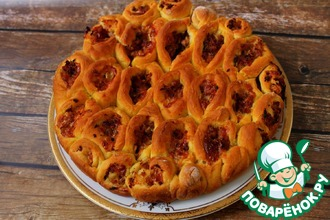 Рецепт: Пирог Соты