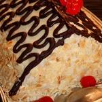 Торт Сердечный дом