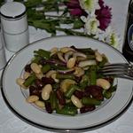 Салат из трёх видов фасоли