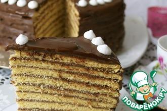 Рецепт: Торт Принца-Регента