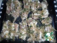 Свиные ребрышки Брутальный Чиполлино ингредиенты