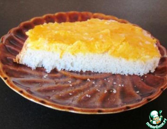 Рецепт: Абрикосовое масло с апельсиновым ароматом