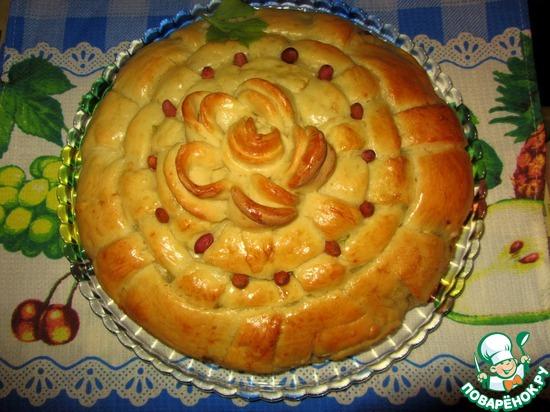 Пирог с начинкой из тунца от  Svetlana Metaxa