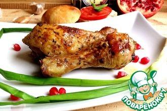 Рецепт: Курица Аппетитная
