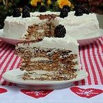 Итальянский торт Грецкий орешек