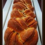 Мраморный хлеб
