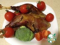 Медово-соевый маринад для куриного мяса ингредиенты