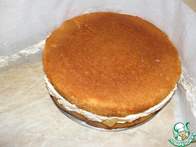 """Торт """"Для Олечки"""""""